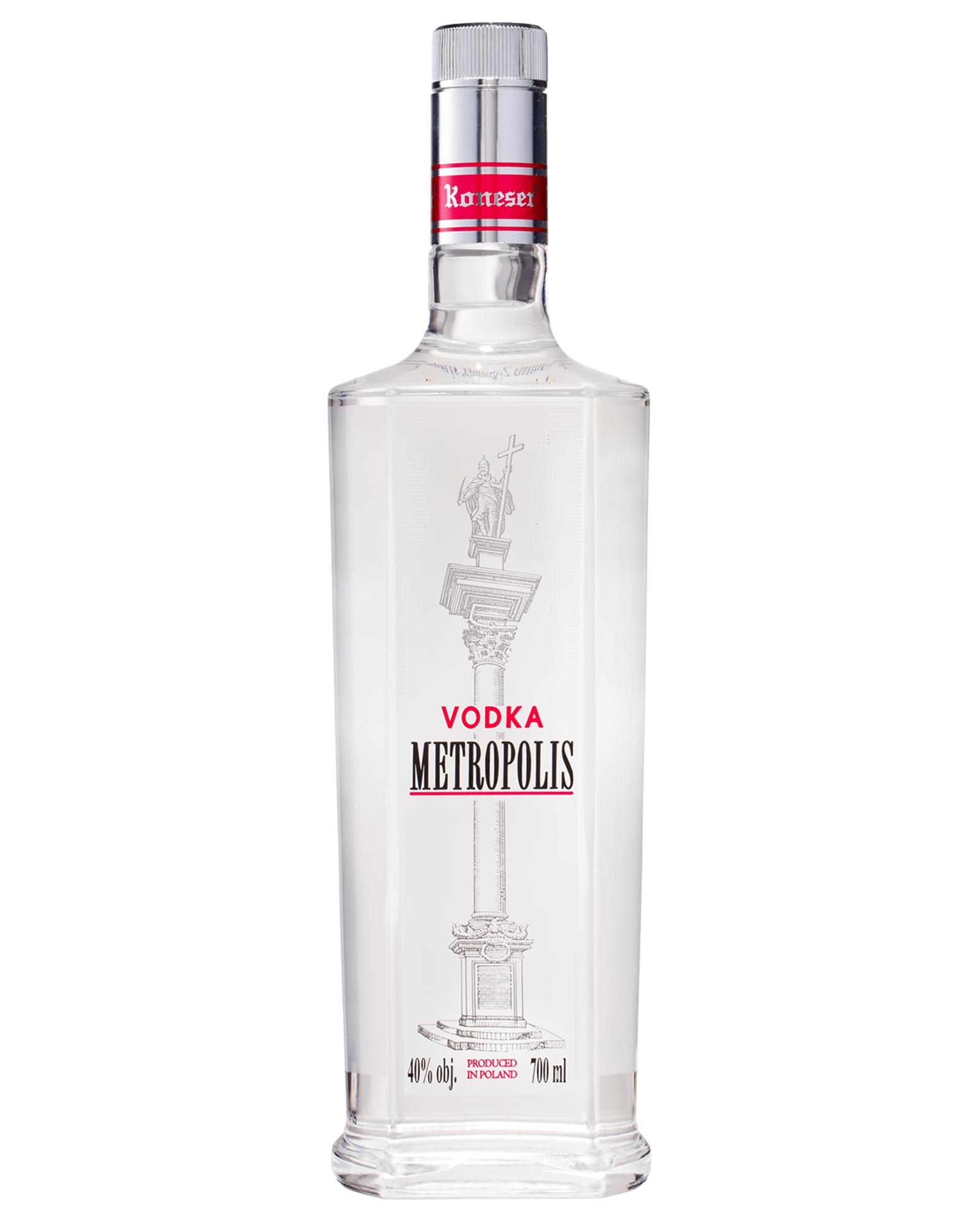 metropolis vodka
